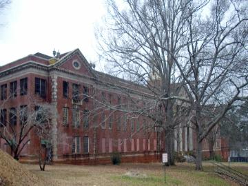 Central State Hospital H style building