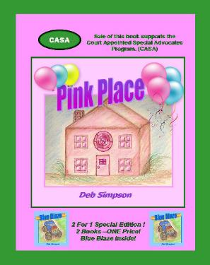 Pink Place by Deb Simpson